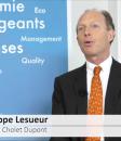 """Philippe Lesueur Gérant Cholet Dupont : """"Investir dans une logique économique industrielle"""". Bourse et stratégie d'investissement - 10/04/17"""