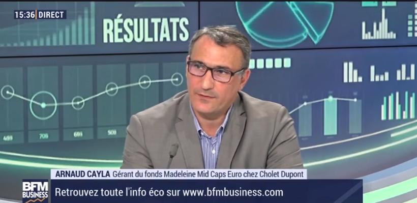 Arnaud Cayla (Cholet Dupont) : Comment apprécier la dynamique des marchés ?